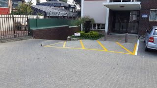 Traffic Lines, Parking Bay Lines and Numbers