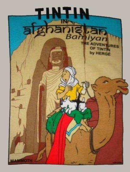Les Aventures de Tintin - Album Imaginaire - Tintin in Afghanistan