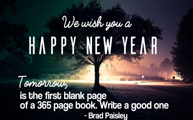 New Year Quotes Inspirational 2018 & Short Inspirational Quotes
