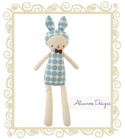 40 best sugar free easter gifts images on pinterest easter gift 2295 alimrose designs bunny blue spot toy with blue spots negle Image collections