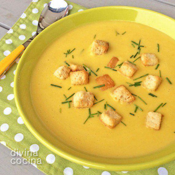 Crema de verduras | Comparterecetas.com