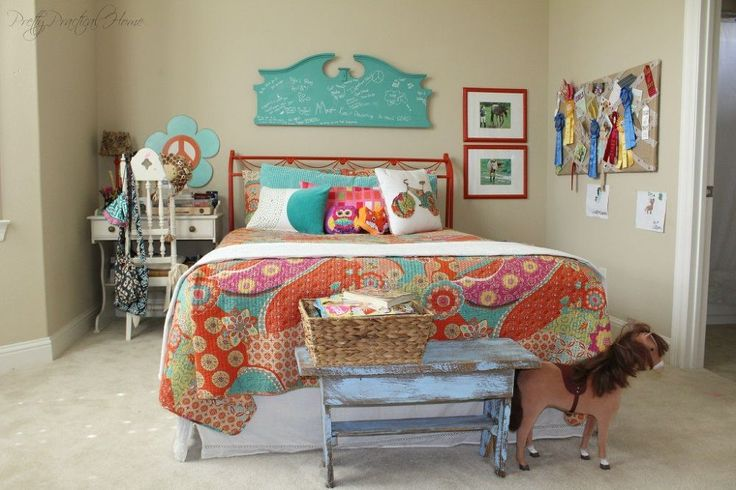 preppy girl s bedroom bedroom ideas home decor before