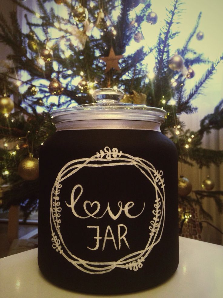 Express your feelings with Love Jar