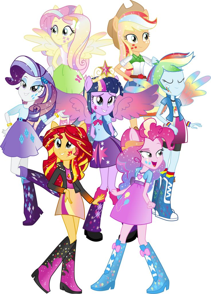 Toys For 7 And Up Mane Provided : Best equestria girls images on pinterest ponies