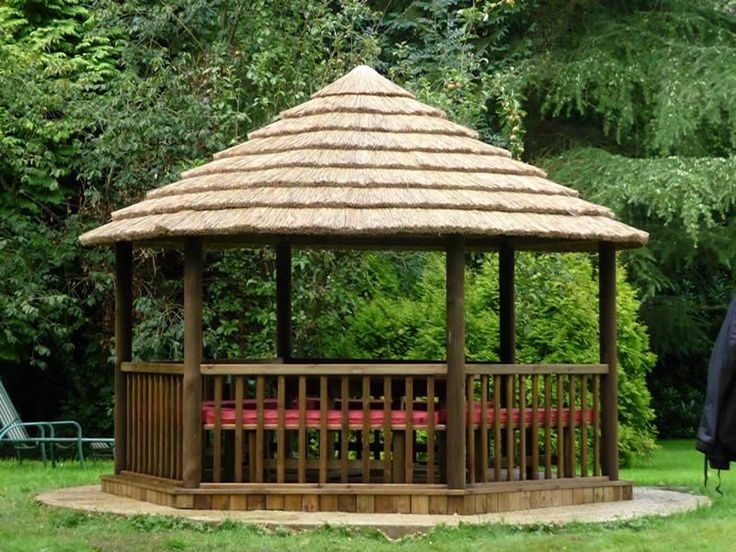 Best 25 wooden garden gazebo ideas on pinterest gazebo for French style gazebo