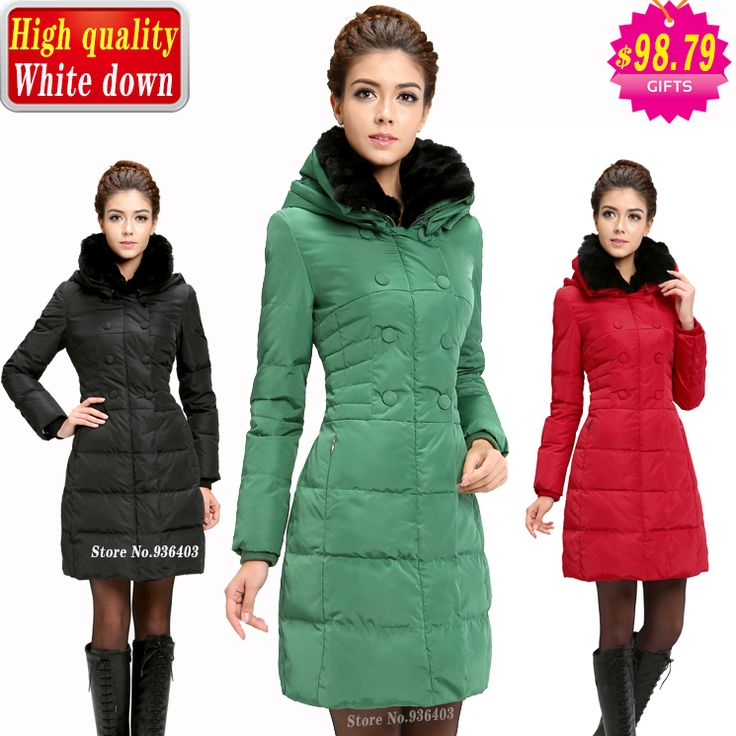 Alibaba グループ | AliExpress.comの ダウン & パーカー からの 1365456002746334冬のジャケット- 強くお勧めし熱い販売の媒体- 長い冬のダックダウンジャケットの毛皮の襟の女性大きい肥厚パーカーtでソリッドカラーホワイトダックダウンコートの女性私達65.89ドル/piece新しい熱い販売の 中の 最高の価格! 冬暖かいジャケットの女性高quqlityダックダウン・パーカーが付いている本当のウサギの毛皮の襟が厚く・ロングコートcasacos発売!