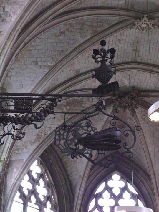 Musee Secq des Tournelles  Rouen, France  セック デ トゥルネル博物館 (鉄工芸博物館)le-grenier-london
