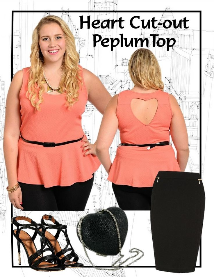 City Style Chic - Peplum Top with Cut Out Heart, $34.50 AUD.  Free standard shipping within Australia.   (http://www.citystylechic.com.au/new-arrivalspeplum-top-with-cut-out-heart)