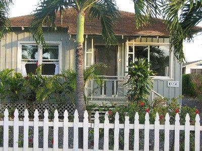 hawaiian plantation style homes | ... totally renovated 1940's plantation style home on a beach lot.
