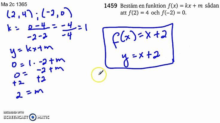 Matematik 5000 Ma 2c   Kapitel 1   Ekvationssystem   Tillämpningar och p...