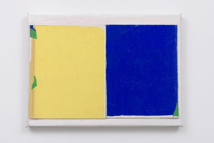 Exhibition of paintings by Raoul De Keyser opens at David Zwirner in London