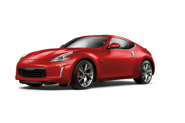 2016 Nissan 370Z Coupe 2016 #Nissan #370Z once again offers extraordinary performance, design and an unmatched heritage as one of the most iconic sports cars in automotive history. #hotcars #sportscars #cars #Nissan
