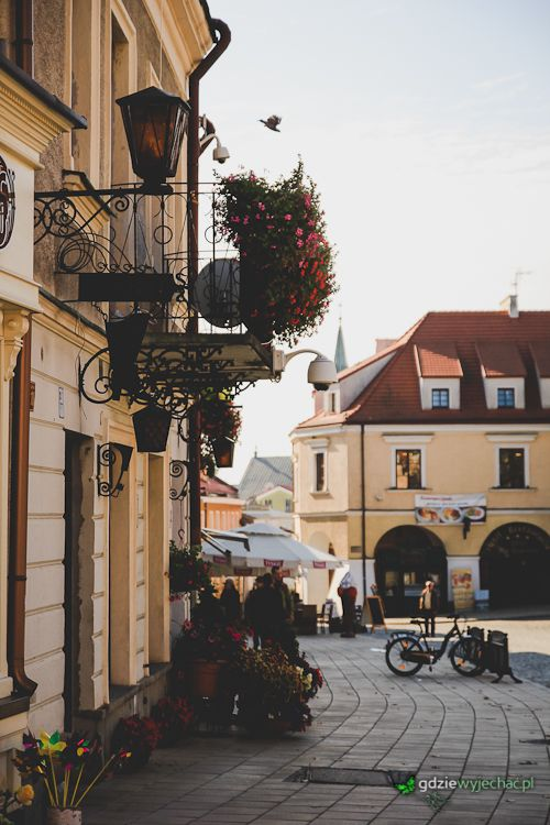 Sandomierz, Poland. So Quaint.