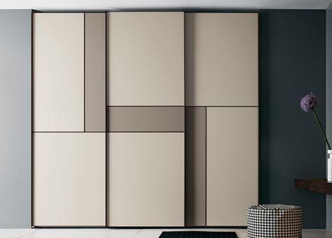 oltre 25 fantastiche idee su armadio moderno su pinterest | design ... - Mondo Convenienza Armadi Ante Scorrevoli