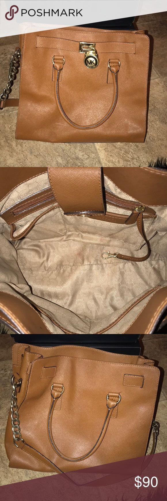 Michael Kors Michael Kors Hamilton handbag Michael Kors Bags Shoulder Bags
