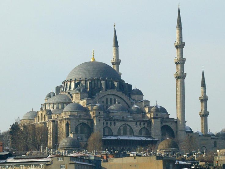 Hagia Sophia, Istanbul, Turkey -  Early Byzantine Architecture with such a rich religious history.