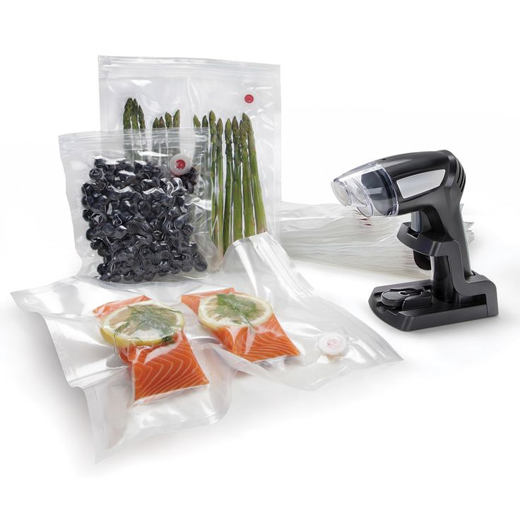 The Best Handheld Vacuum Sealer   His Is The Personal Vacuum Sealer Rated  Best By The