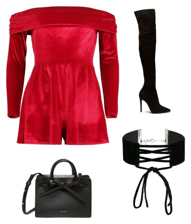 """Slay the devil"" by egle-dambrauskaite on Polyvore featuring Boohoo and Miss Selfridge"