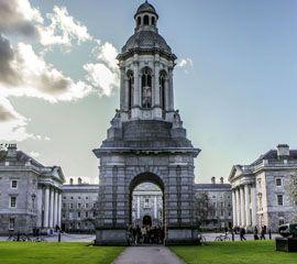 Trinity College, Dublino   <3