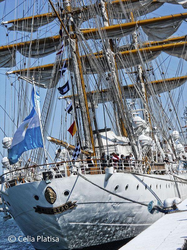 Fragata Libertad de la Armada Argentina on Behance