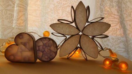 17 meilleures images propos de d co r cup bricolage - Creation rouleau papier toilette ...