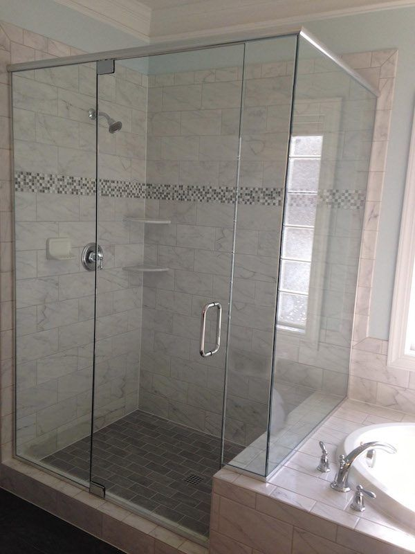 Creative Framed Vs Semiframeless Vs Frameless Shower Doors