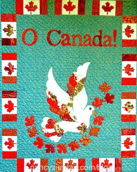 Devote quilter/Free quilt pattern/Love the Dove Quilt pattern | Nancy Zieman Blog