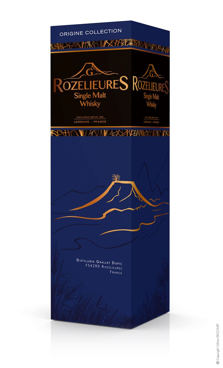 This Cellar Offering we are proud to feature Single Malt whiskies from the Rozelieures distillery in Lorraine.