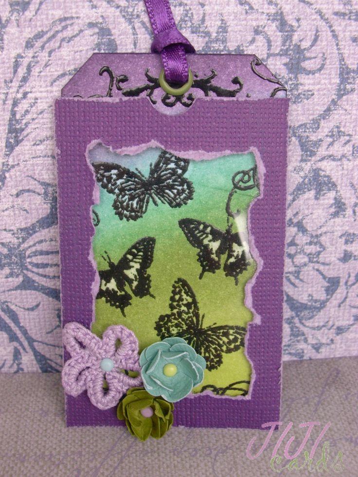 JIJI Cards - Purple Tag