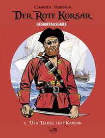 Die erste Gesamtausgabe zu Der Rote Korsar ist ein Meisterwerk franko-belgischer Comicerzählung mit einer so gefürchteten wie zugleich polarisierenden Hauptfigur. Fesselnd beschrieben und von wunderschönen Zeichnungen begleitet, lassen einen die Abenteuer dieses Piratenkapitäns nicht mehr los.