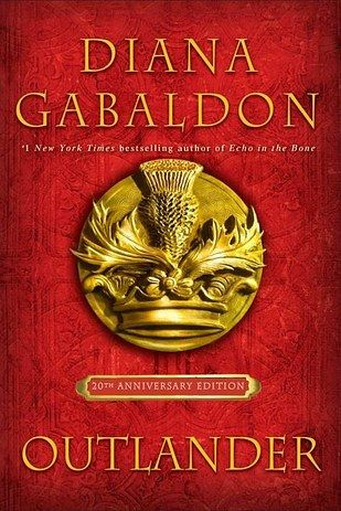 Outlander series by Diana Gabaldon | The 51 Fantasy Series You Need To Read Before You Die