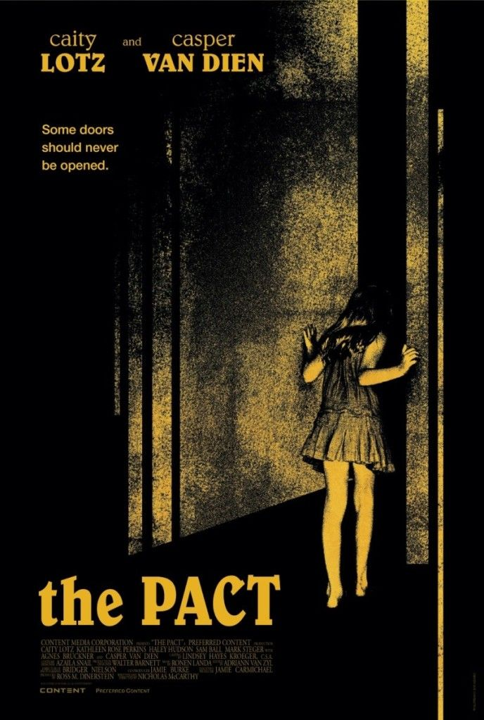 CAHIERS 2.0 | (5104) THE PACT ★★