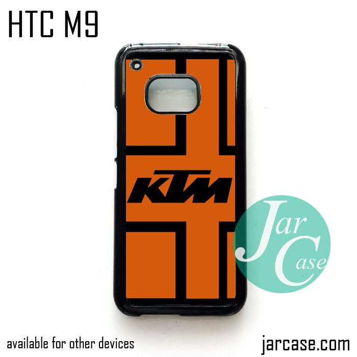 ktm motor Phone Case for HTC One M9 case and other HTC Devices