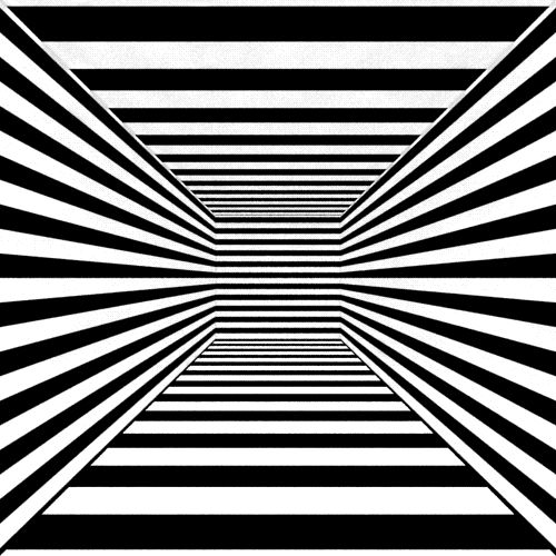 Optical Illusion: Scroll up and down and see it move.