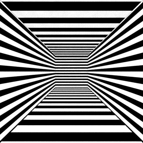 gif psychedelique hypnose animation 05 Des .gif noir et blancs hypnotiques #2