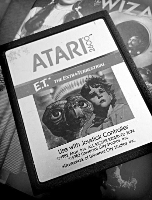 Vintage #atari
