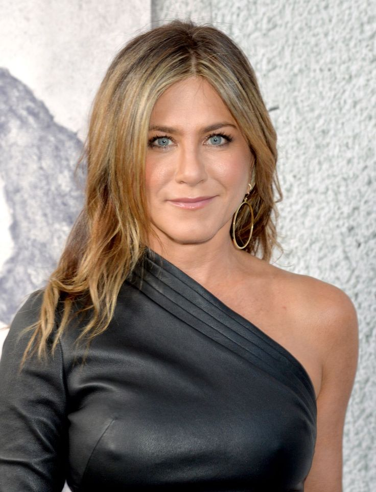 Naked pictures of jennifer aniston pic 22