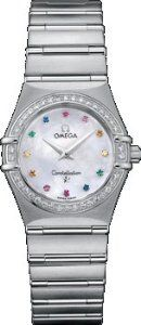 New Omega Constellation Ladies Watch 1476.79.00 Omega. $3375.00. Save 30% Off!