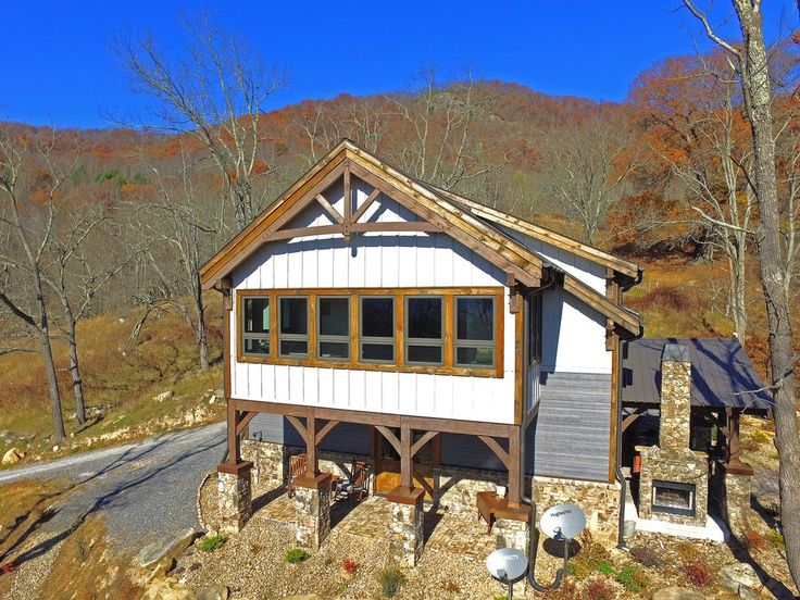 Cabin vacation rental in Clyde, NC, USA from VRBO.com! #vacation #rental #travel #vrbo
