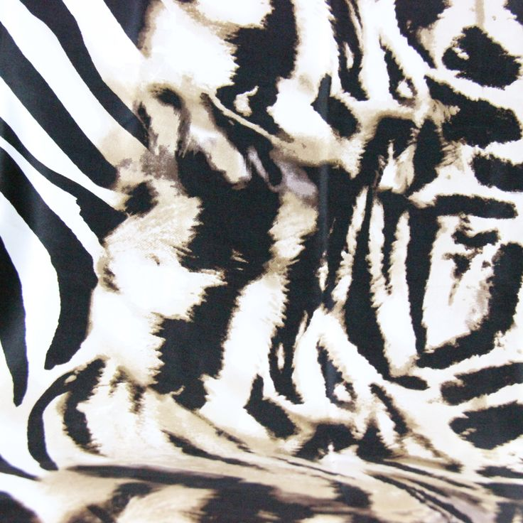 Zebra Mix with brown