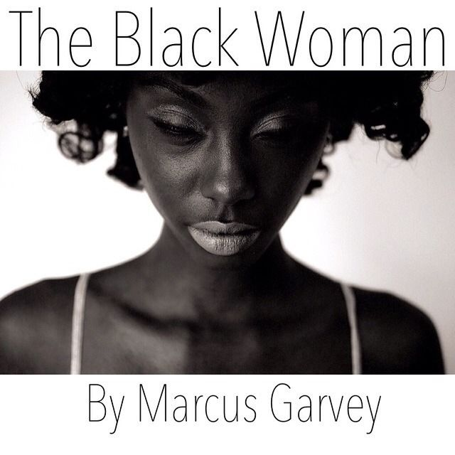 Destruction Sequence — checkthevibe:   The Black Woman By Marcus Garvey ...
