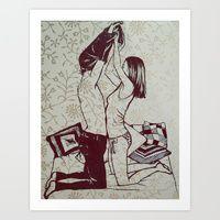 Art Prints by Laura Elliott   Society6