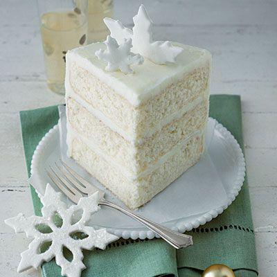The 2012 White Cake