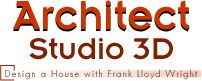 Architect Studio 3D--Design a House with Frank Lloyd Wright