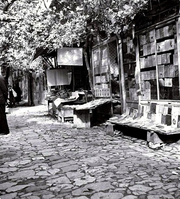 Sahaflar 1935