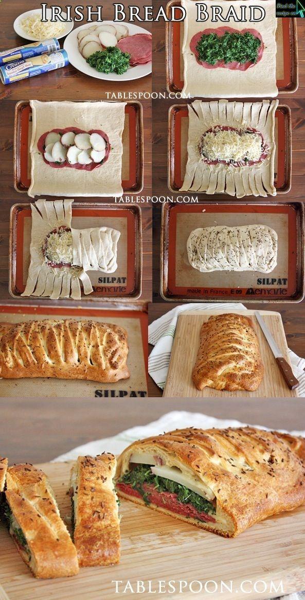 Irish Bread Braid