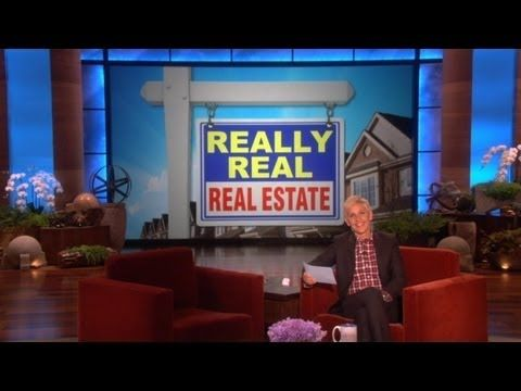 This Real Estate is Really Real - YouTube   This one is my favorite. The flowers. It kills me every time I watch it. - McL