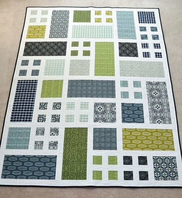 The 25+ best Big block quilts ideas on Pinterest   Easy quilt ... : large block quilt patterns - Adamdwight.com