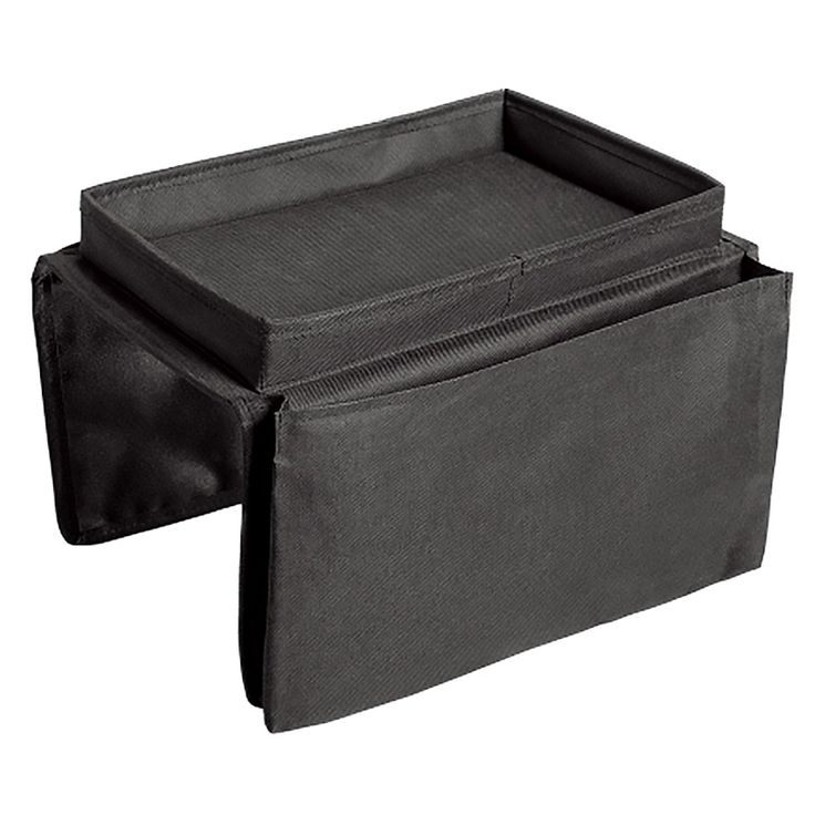 Arm Rest Organiser | 6 Pockets | Black by Reorganise Your Home on THEHOME.COM.AU