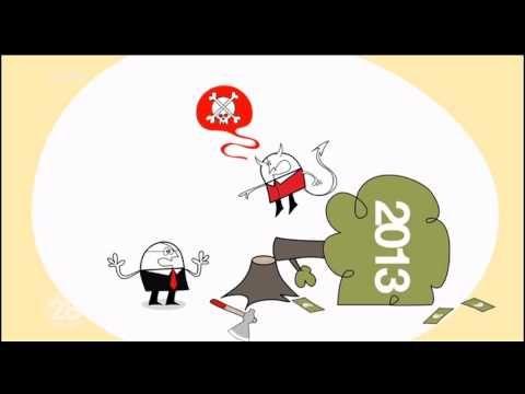 Politique - Jérome Cahuzac  les prévisions de croissance - http://pouvoirpolitique.com/jerome-cahuzac-les-previsions-de-croissance/